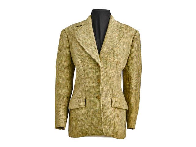 A Maureen O'Hara tweed jacket from The Quiet Man