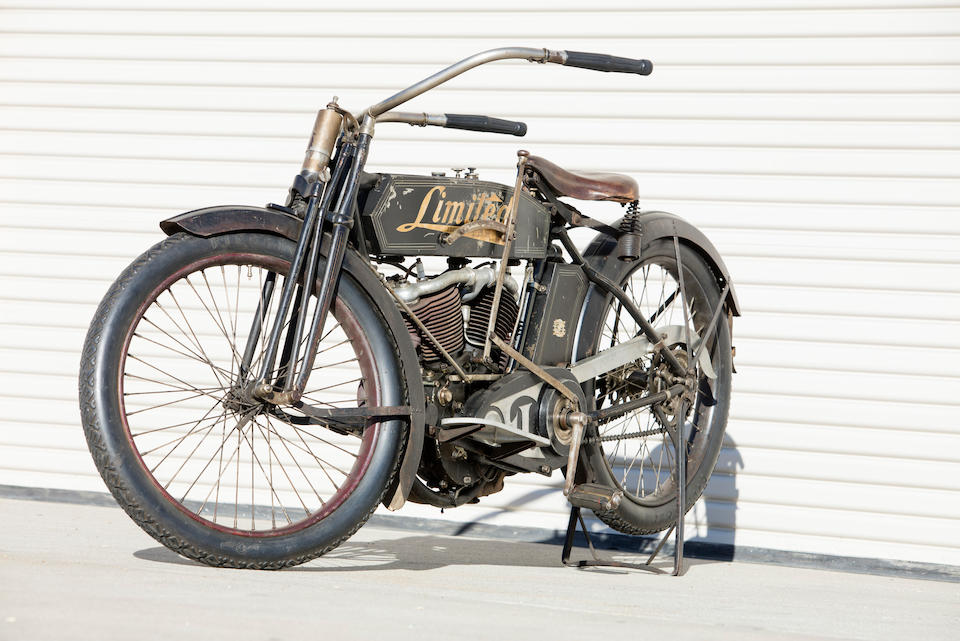 Offered From The Larry Bowman Collection,1914 Feilbach Limited 10HP  Engine no. A660