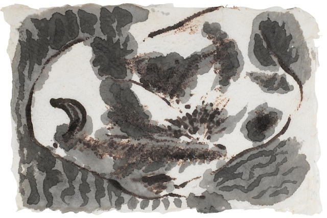 JACKSON POLLOCK (1912-1956) Untitled (Drawing), circa 1952-56