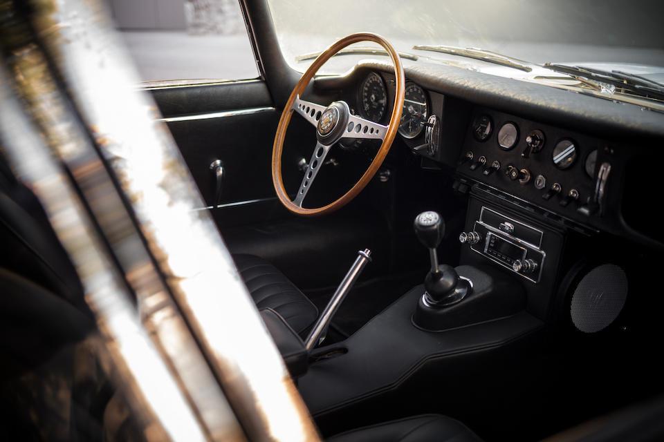 1965 JAGUAR E-TYPE SERIES I 4.2 COUPE  Chassis no. E131636 Engine no. 7E5455-9