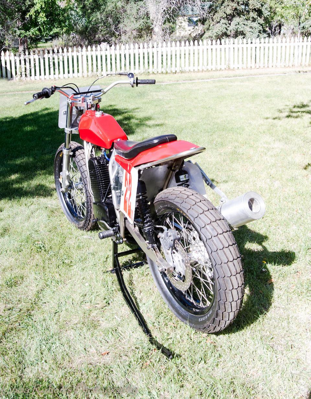 Bonhams : c 1995 Rotax Champion Flat Tracker Engine no  165330