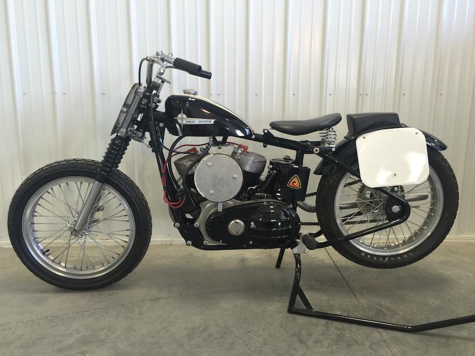 1960 Harley-Davidson KR750 Engine no. 60KR2022