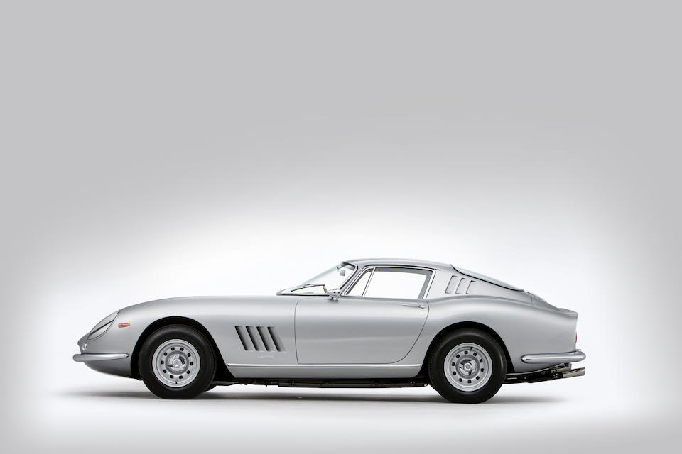 The second to last produced,1966 FERRARI 275 GTB   Chassis no. 08973 Engine no. 08973