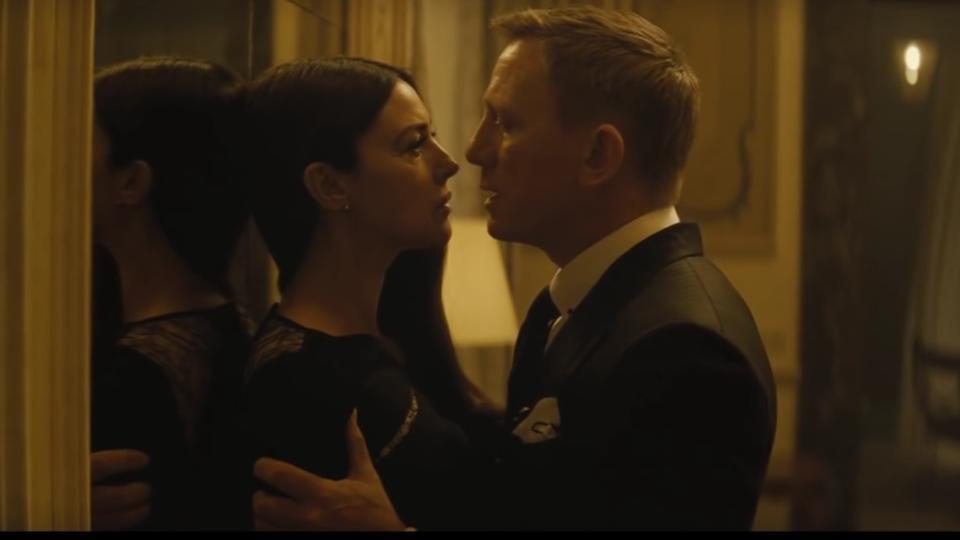 A Daniel Craig three-piece suit worn in SPECTRE