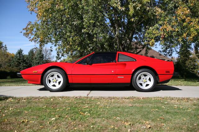 Ferrari 308 Gts For Sale >> Bonhams 1984 Ferrari 308 Gts Quattrovalvoleengine No 00383