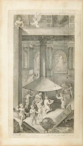 NEWTON, ISAAC. 1643-1727. The Mathematical Principles of Natural Philosophy. London: Benjamin Motte, 1729.