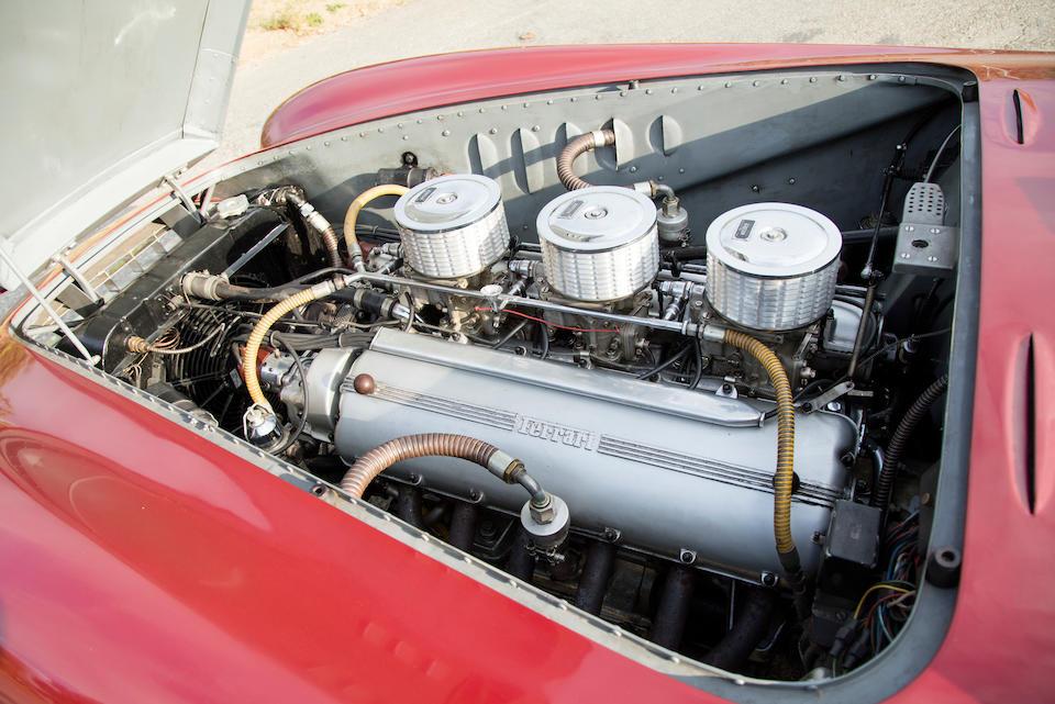 Ex Scuderia Ferrari,1952 FERRARI 340 AMERICA SPIDER COMPETIZIONEDesign by Vignale   Chassis no. 0196A Engine no. 0196A