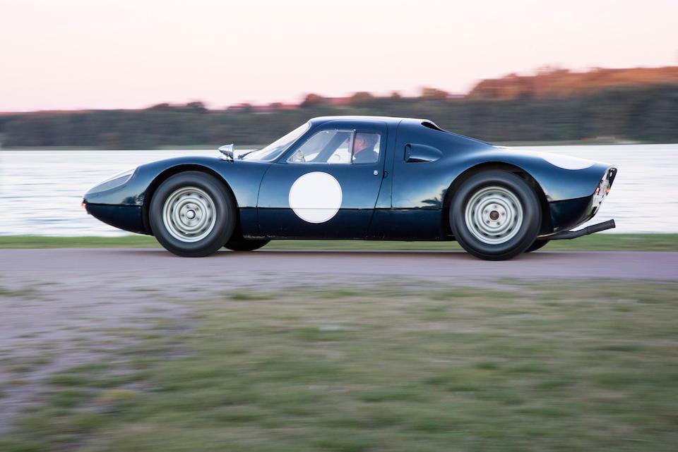 1964 PORSCHE 904 GTS  Chassis no. 904 098 Engine no. 99090