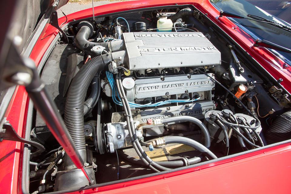 1980 Aston Martin V8 Volante  Chassis no. V8C0L15213