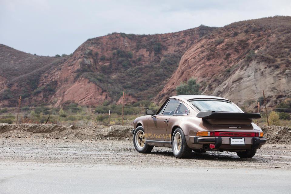 1977 Porsche 911 3.0 Carrera Coupe  Chassis no. 9117600834 Engine no. 6671063