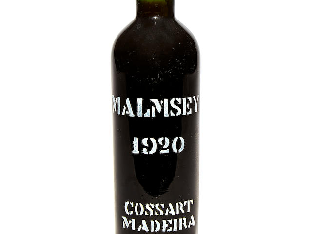 Cossart Gordon Malmsey 1920 (1)