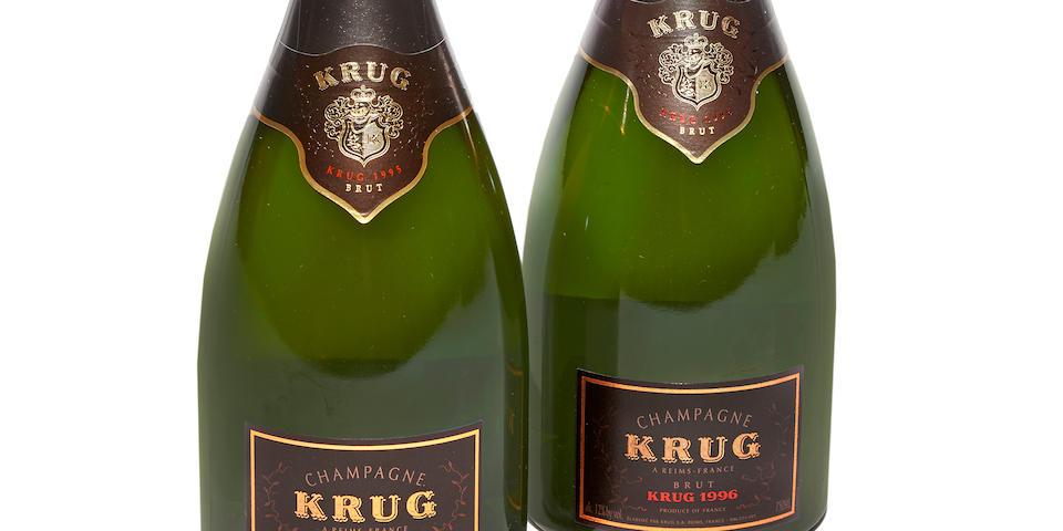 Krug Vintage Champagne 1995 (3)