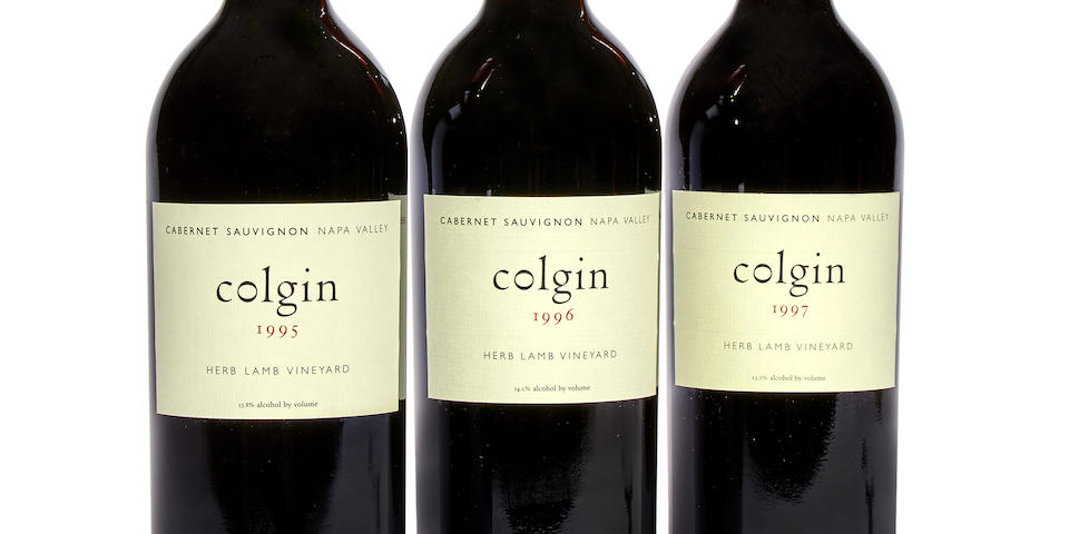 Colgin Cabernet Sauvignon 1995, Herb Lamb Vineyard (3)