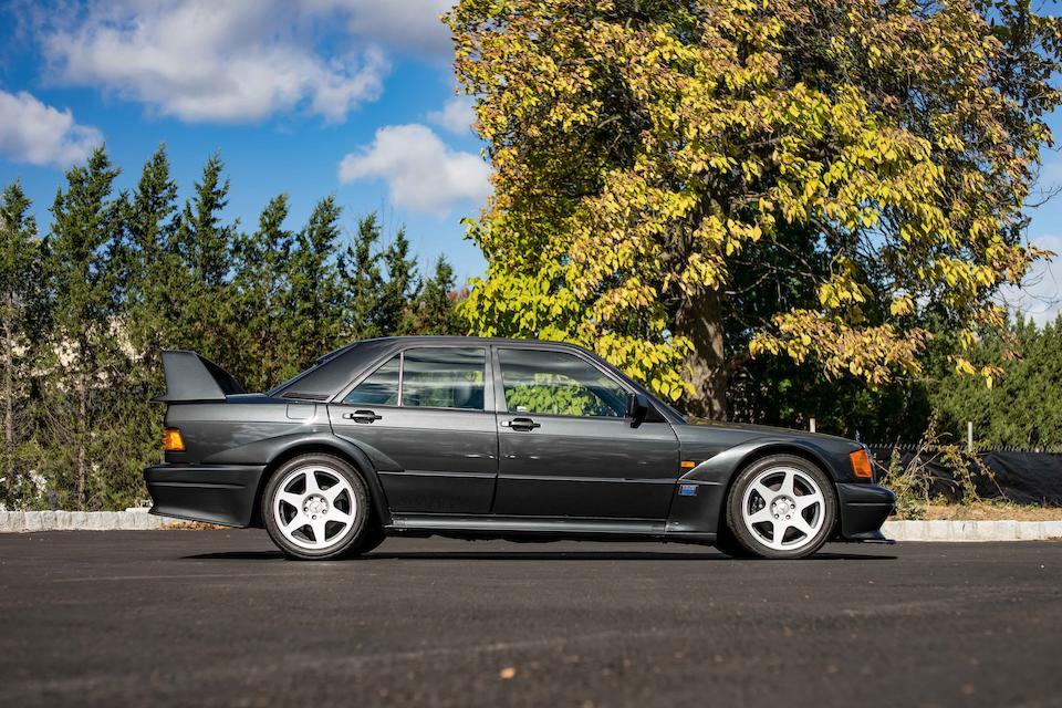 1990 Mercedes-Benz  190 Evo 2 Vin. WDB2010361F7435730  Engine no. 10299210000166