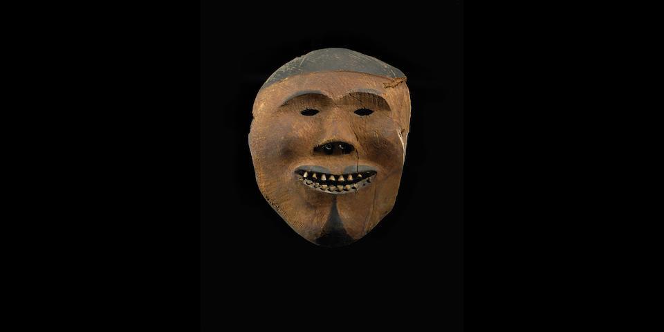 An Eskimo mask