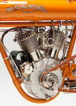 1912 Flying Merkel Twin Belt Drive Engine no. FQRMVN08217