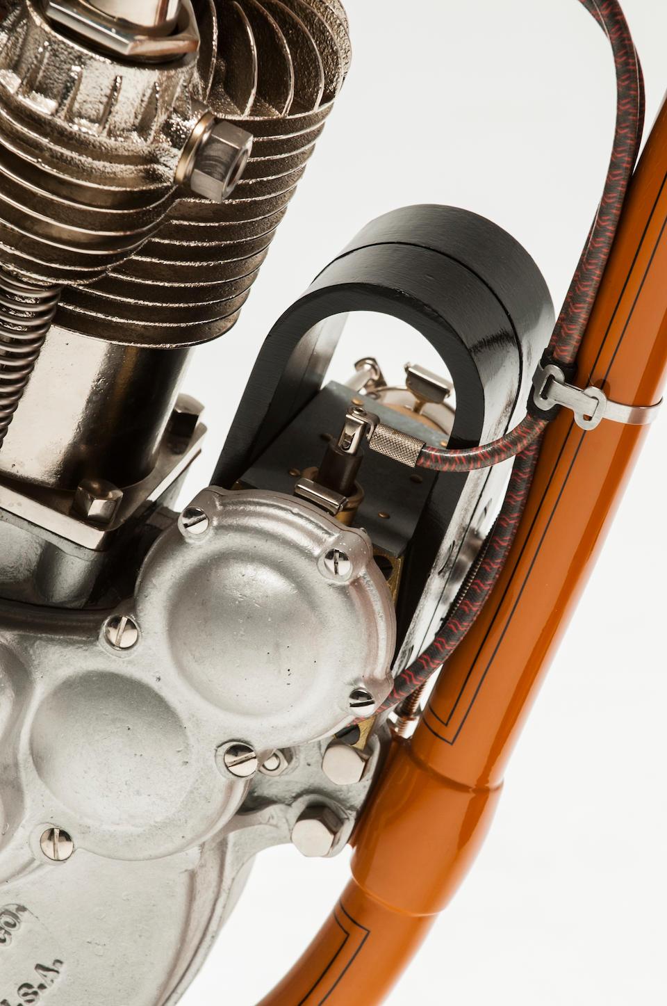 1912 Flying Merkel Belt Drive V-Twin