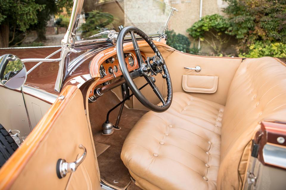1929 Rolls-Royce Phantom I  Chassis no. S368LR Engine no. 21689