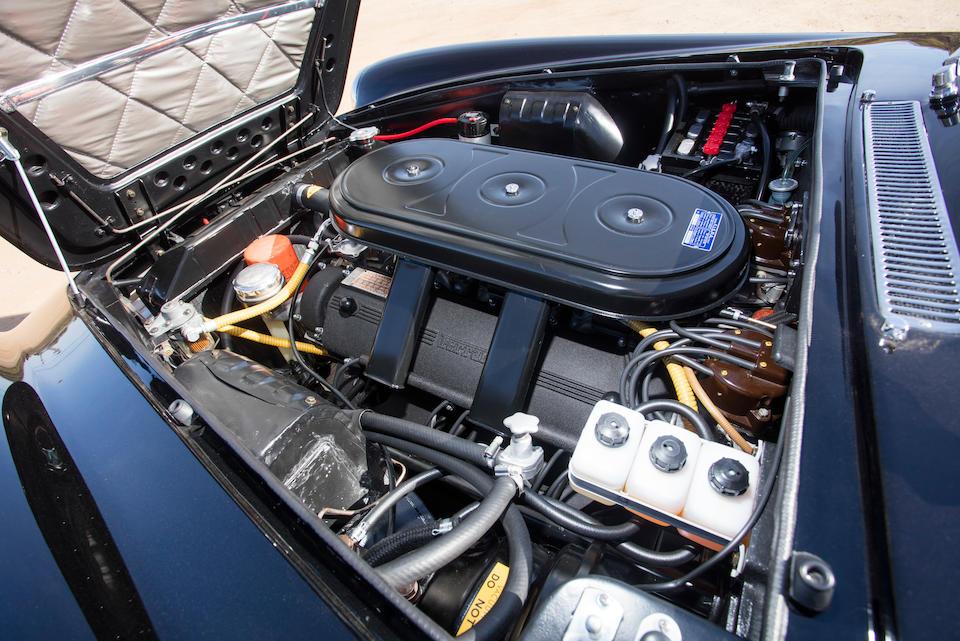 Matching numbersExquisite restoration,1967 FERRARI 330 GT 2+2 SERIES II  Chassis no. 7901 Engine no. 7901