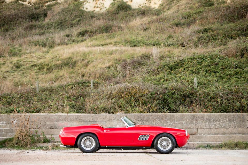 Bonhams The Brussels Motor Show1960 Ferrari 250 Gt Swb California