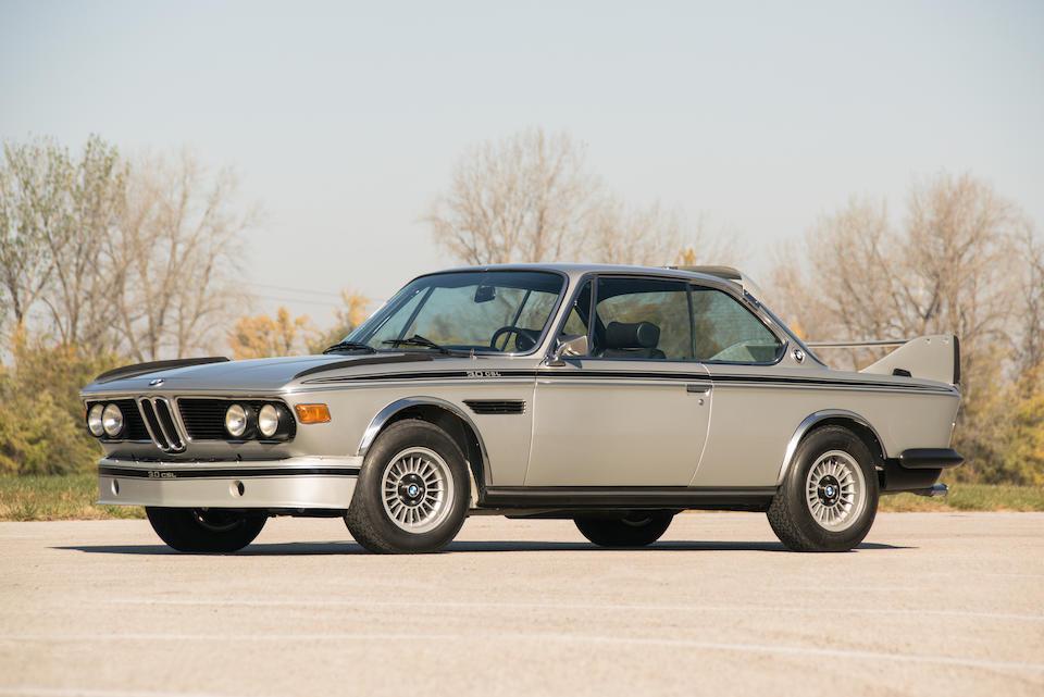 1974 BMW 3.0 CSL BATMOBILE