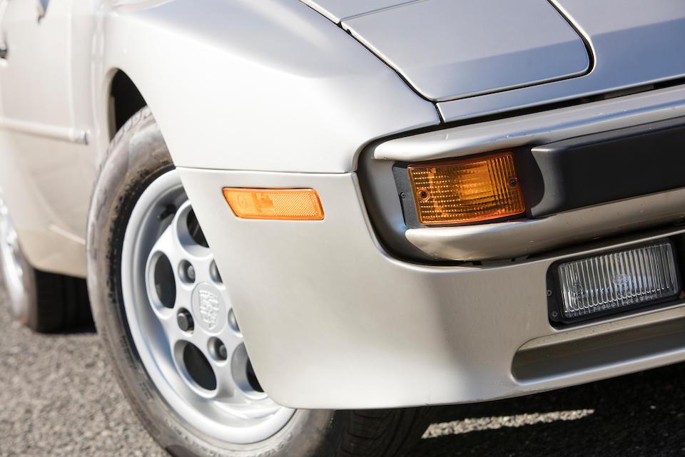 1987 Porsche 944 SVIN. WPOZZZ94ZHN452281