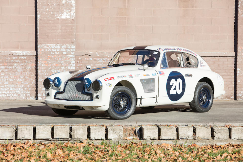 1954 Aston Martin  DB 2/4 Sports Saloon