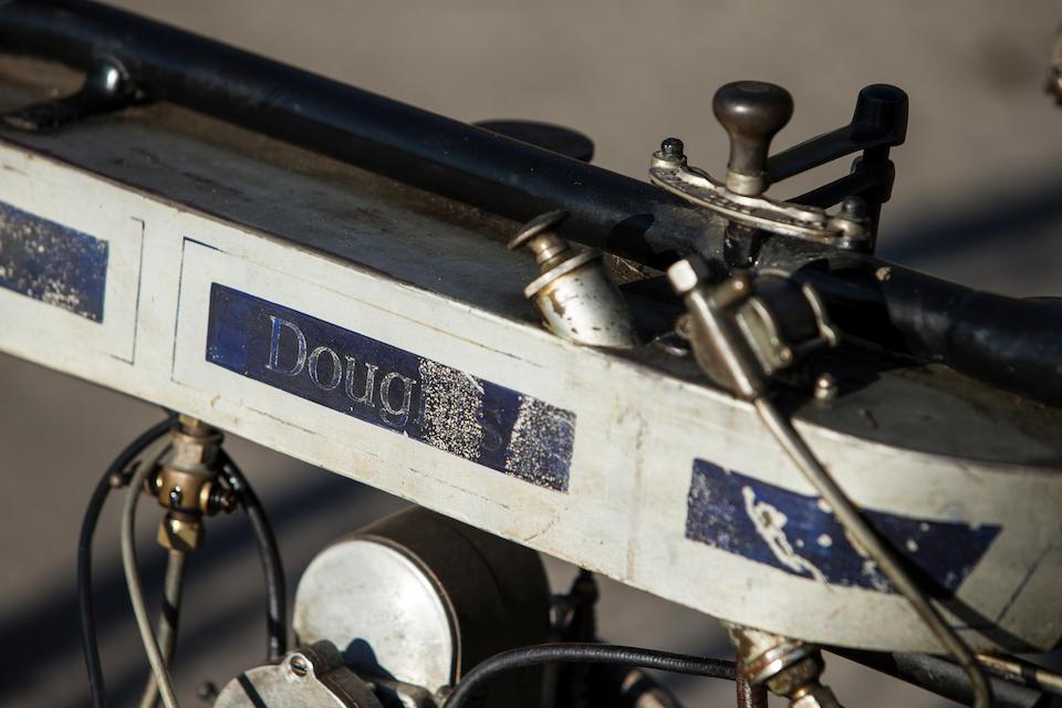 Ex-Alec Ulmann, ex-Larz Anderson Auto Museum,1914 DOUGLAS 2¾HP Frame no. 15648 Engine no. 15928