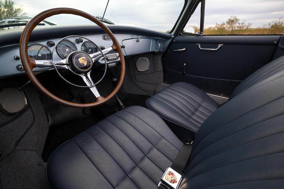 1960 Porsche 356B T5 Cabriolet  Chassis no. 154251 Engine no. 604175