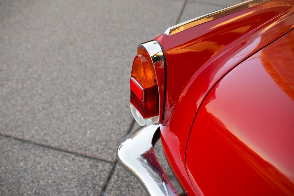 1961 Maserati 3500GT  Chassis no. 101.158 Engine no. 101.158