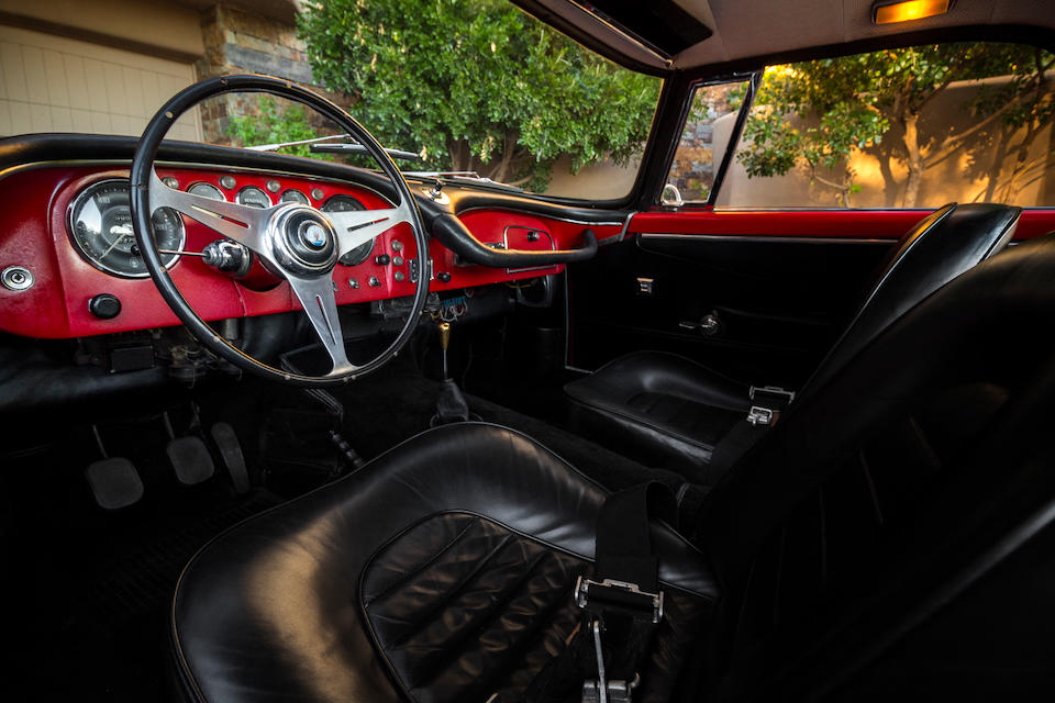 1961 Maserati 3500GT  Chassis no. 101.158 Engine no. 101.158