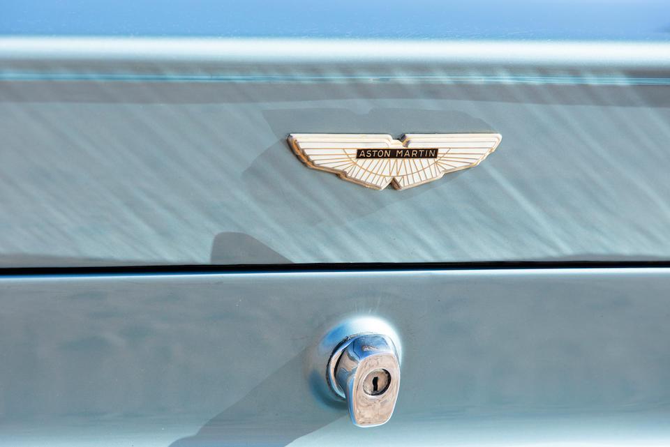 1978 Aston Martin V8 Volante  Chassis no. V8C0L15040 Engine no. V/540/5040/LFM