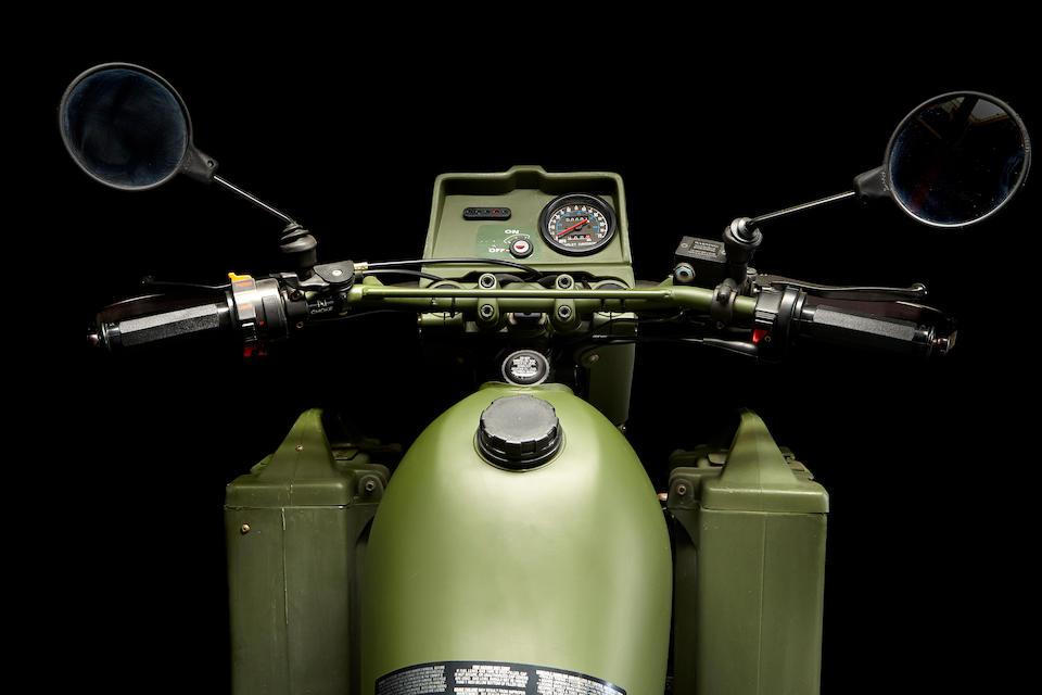 1999 Harley-Davidson MT500 Military Engine no. 355461