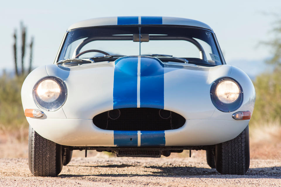 Ex Bob Jane - 1963 Australian GT Championship Winning  Exceedingly original example with just 3 owners from new,1963 JAGUAR E-TYPE LIGHTWEIGHT COMPETITION  Chassis no. S 850667