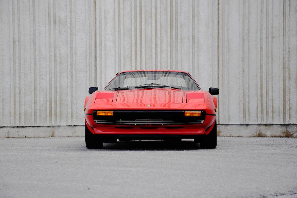 1977 FERRARI 308 GTBCoachwork by Scaglietti - Design by Pininfarina  Chassis no. 22741 Engine no. 00464
