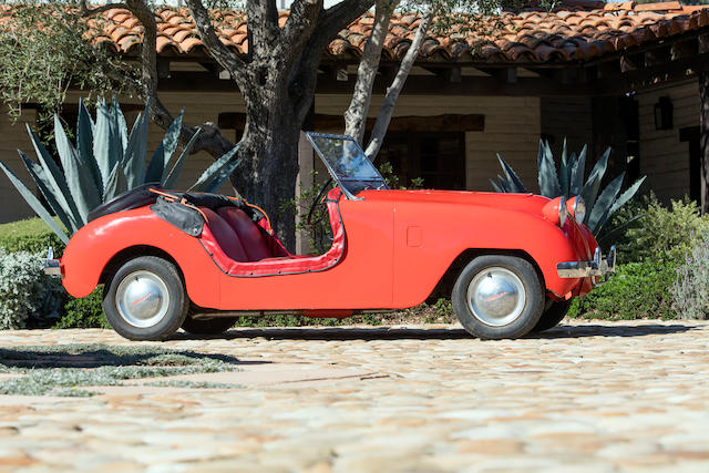 1950 CROSLEY HOT SHOT ROADSTER  Chassis no. VC20070