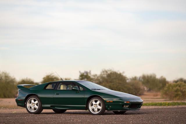 Bonhams 1995 Lotus Esprit S4svin Sccfd30c5shf63075engine No