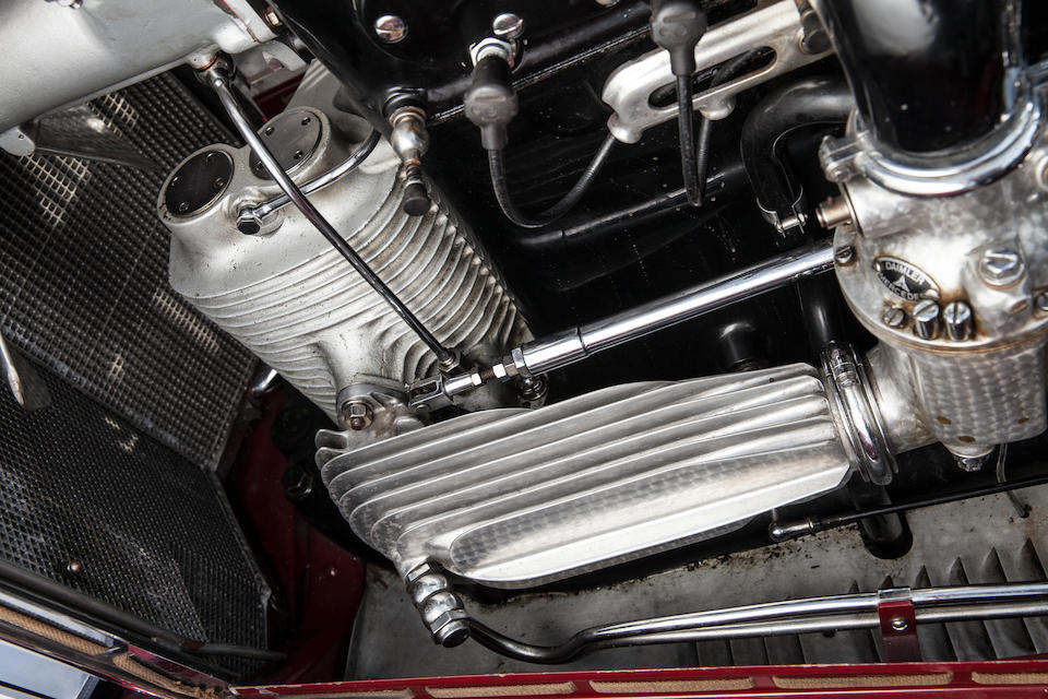 1928 MERCEDES-BENZ  Type 680S Sports Tourer  Chassis no. 35323 Engine no. 66540