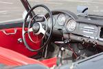 1958 ALFA ROMEO GIULIETTA SPIDER VELOCE  Chassis no. AR 1495.05389 Engine no. AR 1315.31918