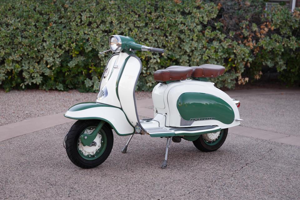 1960 LAMBRETTA LI 125 SERIES 2 Frame no. 792522