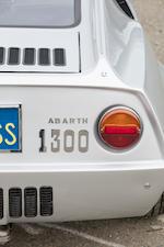 1971 ABARTH 1300 SCORPIONE