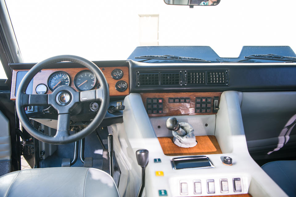 1988 LAMBORGHINI LM002VIN. ZA9LU45A8JLA12108