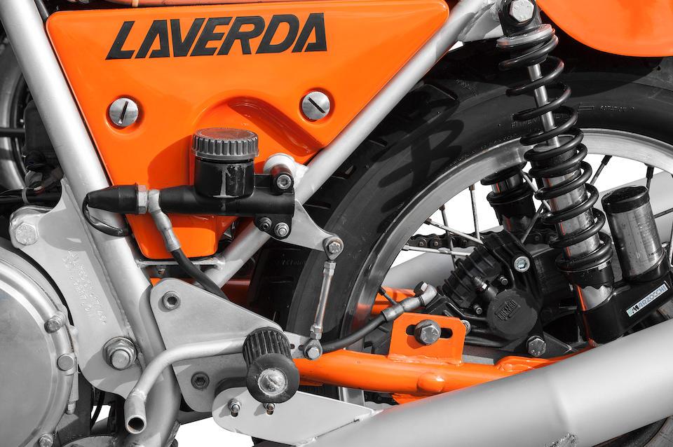 1974 Laverda SFC 750cc STREET LEGAL PRODUCTION RACER Frame no. LAV.750C1.17145 Engine no. 17145