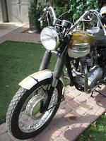 1965 Triumph T120 650cc Bonneville