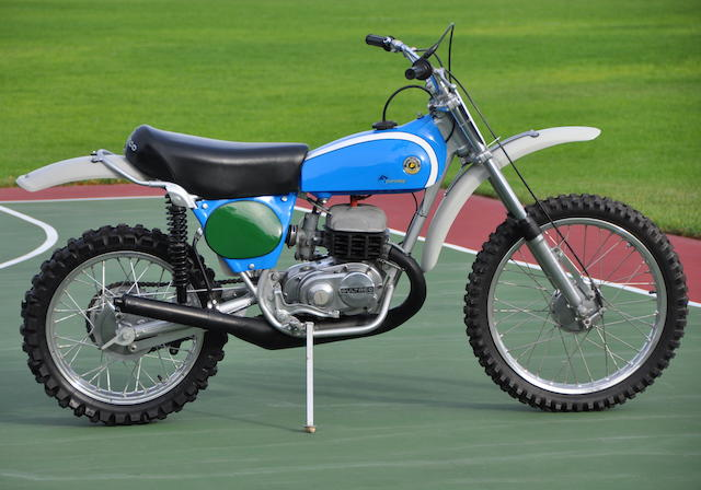 1975 Bultaco Pursang 250 Mk8 Engine no. PM13500086