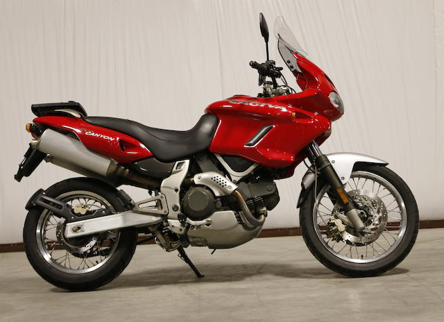 1999 Cagiva Gran Canyon Frame no. ZCGAEDJH9XV020153 Engine no. ZDM906LEI*003493*