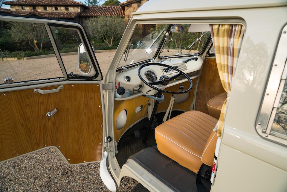 1967 VOLKSWAGEN  Camper Bus