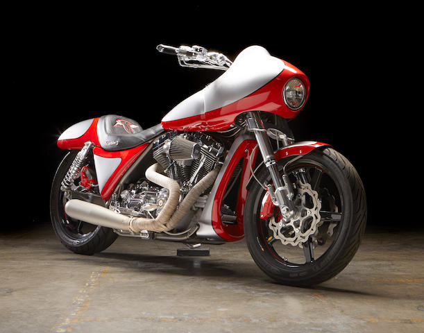Bonhams : From the Corbin Collection,1987 Harley-Davidson FXR Twin