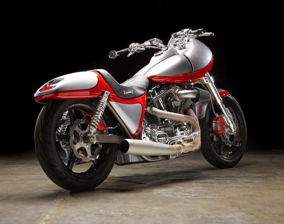 Bonhams : From the Corbin Collection,1987 Harley-Davidson