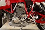 2001 Ducati MH900e Frame no. ZDM1LA3N31B000299